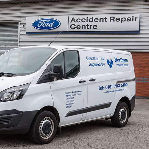 Ford Approved Repair Centre Manchester