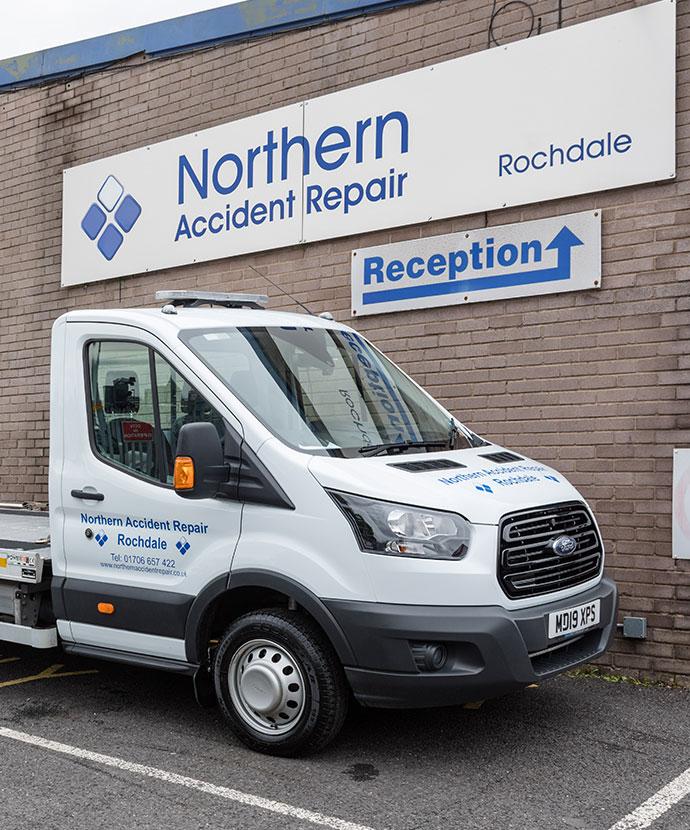 Northern Accident Repair Rochdale