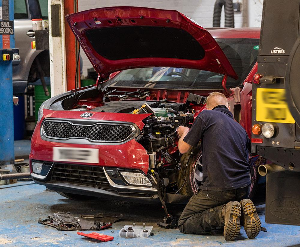Vehicle Accident Repair